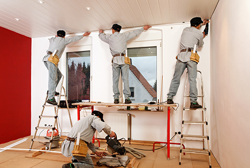 Home remodeling services by RIOS Interiors Corp in NYC